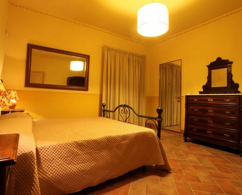camera matrimoniale La Massaia K
